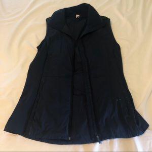 Lululemon Navy Vest